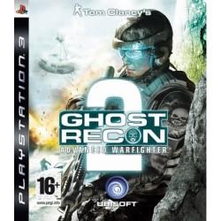 PS3 GHOST RECON ADVANCED WARFIGHTER 2 - Jeux PS3 au prix de 5,95€
