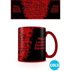 MUG STRANGER THINGS THERMOREACTIF 315ML - Mugs au prix de 11,95 €