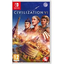 SWITCH CIVILIZATION VI - Jeux Switch au prix de 39,95€