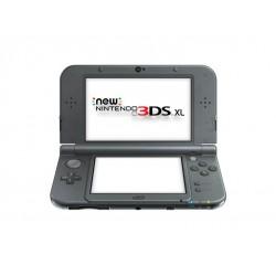 CONSOLE NEW 3DS XL NOIRE METAL OCC - Consoles 3DS au prix de 119,95€
