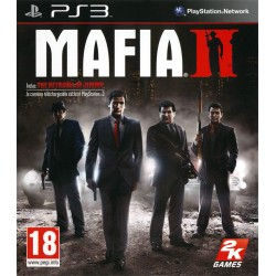 PS3 MAFIA 2 - Jeux PS3 au prix de 9,95€
