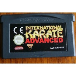 GA INTERNATIONAL KARATE ADVANCED (LOOSE) - Jeux Game Boy Advance au prix de 2,95 €