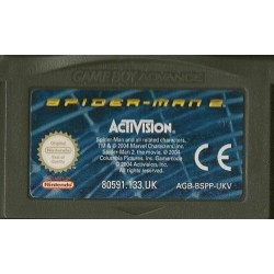 GA SPIDERMAN 2 (LOOSE) - Jeux Game Boy Advance au prix de 2,95 €