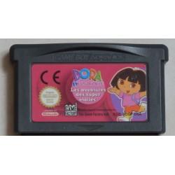 GA DORA L EXPLORATRICE LES AVENTURES DES SUPER ETOILES (LOOSE) - Jeux Game Boy Advance au prix de 2,95€