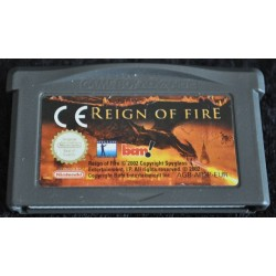 GA REIGN OF FIRE (LOOSE) - Jeux Game Boy Advance au prix de 1,95 €