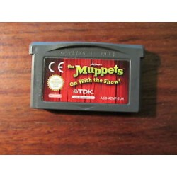 GA THE MUPPETS ON WITH THE SHOW! (LOOSE) - Jeux Game Boy Advance au prix de 1,95 €