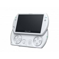 CONSOLE PSP GO PEARL WHITE (EN BOITE) - Consoles PSP au prix de 89,95€