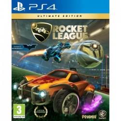PS4 ROCKET LEAGUE ULTIMATE EDITION - Jeux PS4 au prix de 19,95€