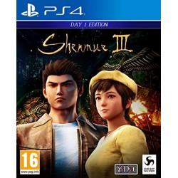 PS4 SHENMUE III OCC - Jeux PS4 au prix de 39,95€