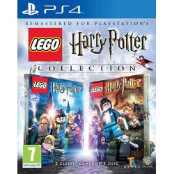 PS4 LEGO HARRY POTTER COLLECTION - Jeux PS4 au prix de 24,95 €