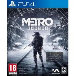 PS4 METRO EXODUS OCC - Jeux PS4 au prix de 14,95€