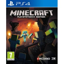 PS4 MINECRAFT OCC - Jeux PS4 au prix de 14,95€