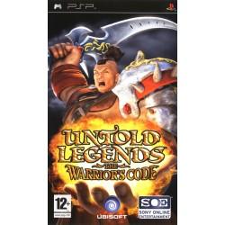 PSP UNTOLD LEGENDS 2 WARRIORS CODE - Jeux PSP au prix de 8,95€