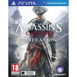 PSV ASSASSINS CREED 3 LIBERATION - Jeux PS Vita au prix de 14,95€