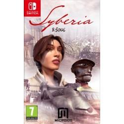 SWITCH SYBERIA - Jeux Switch au prix de 19,95€