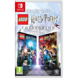 SWITCH LEGO HARRY POTTER COLLECTION OCC - Jeux Switch au prix de 24,95 €