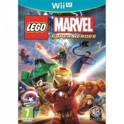 WIU LEGO MARVEL SUPER HEROES - Jeux Wii U au prix de 14,95€