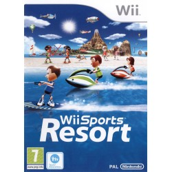 WII WII SPORTS RESORT - Jeux Wii au prix de 9,95€