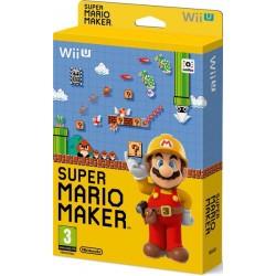 WIU SUPER MARIO MAKER COLLECTOR - Jeux Wii U au prix de 24,95€