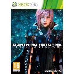 X360 FINAL FANTASY LIGHTING RETURNS - Jeux Xbox 360 au prix de 9,95€