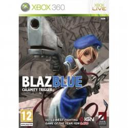 X360 BLAZBLUE CALAMITY TRIGGER - Jeux Xbox 360 au prix de 4,95€