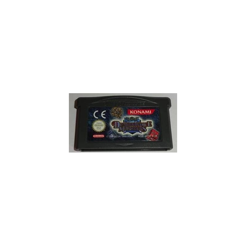 GA YU GI OH DUNGEONDICE MONSTERS (LOOSE) - Jeux Game Boy Advance au prix de 2,95€