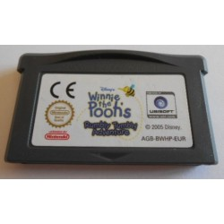 GA WINNIE L OURSON RUMBLY TUMBLY ADVENTURE (LOOSE) - Jeux Game Boy Advance au prix de 3,95 €