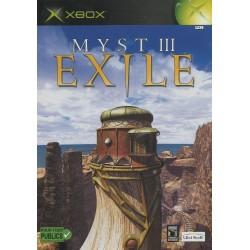 XBOX MYST III EXILE (NEUF SOUS BLISTER) - Jeux Xbox au prix de 14,95€