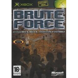 XBOX BRUTE FORCE (NEUF SOUS BLISTER) - Jeux Xbox au prix de 14,95€