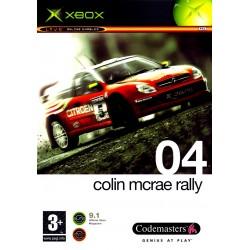 XB COLIN MC RAE RALLY 4 - Jeux Xbox au prix de 3,95€