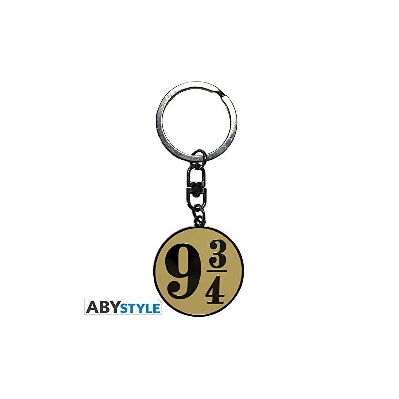 PORTE CLES HARRY POTTER 9 34 (METAL) - Porte Clés au prix de 6,95€