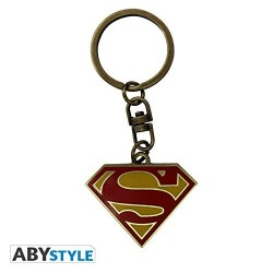 PORTE CLE SUPERMAN LOGO - Porte Clés au prix de 6,95€
