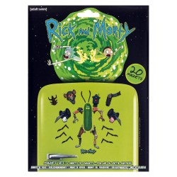 MAGNET RICK ET MORTY PICKLE RICK - Autres Goodies au prix de 6,95 €