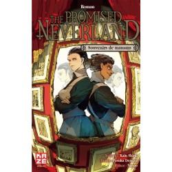THE PROMISED NEVERLAND SOUVENIRS DE MAMANS - Manga au prix de 9,99€