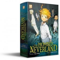 THE PROMISED NEVERLAND COFFRET COLLECTOR N2 - Manga au prix de 16,88€