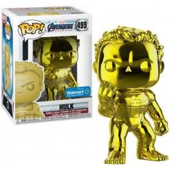 POP AVENGERS 499 HULK DORE - Figurines POP au prix de 14,95€