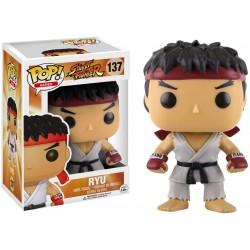 POP STREET FIGHTER 137 RYU - Figurines POP au prix de 14,95€