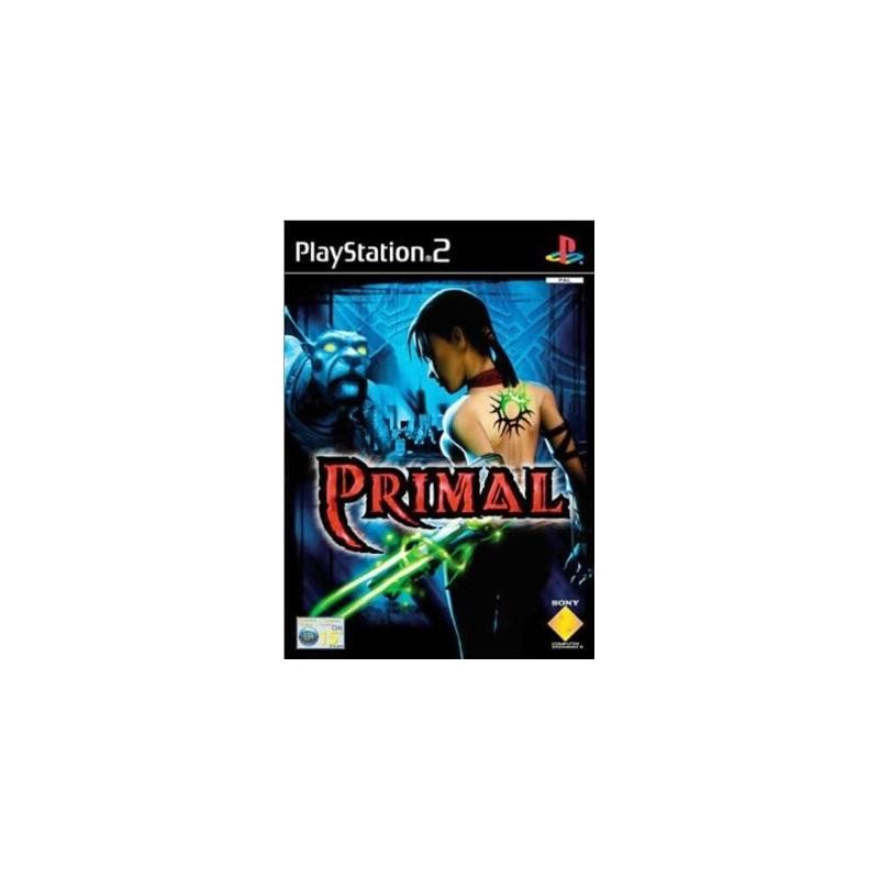 PS2 PRIMAL - Jeux PS2 au prix de 4,95€