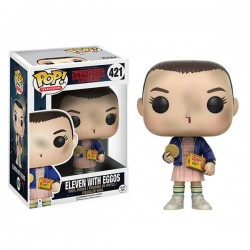 POP STRANGER THINGS 421 ELEVEN WITH EGGOS - Figurines POP au prix de 14,95 €