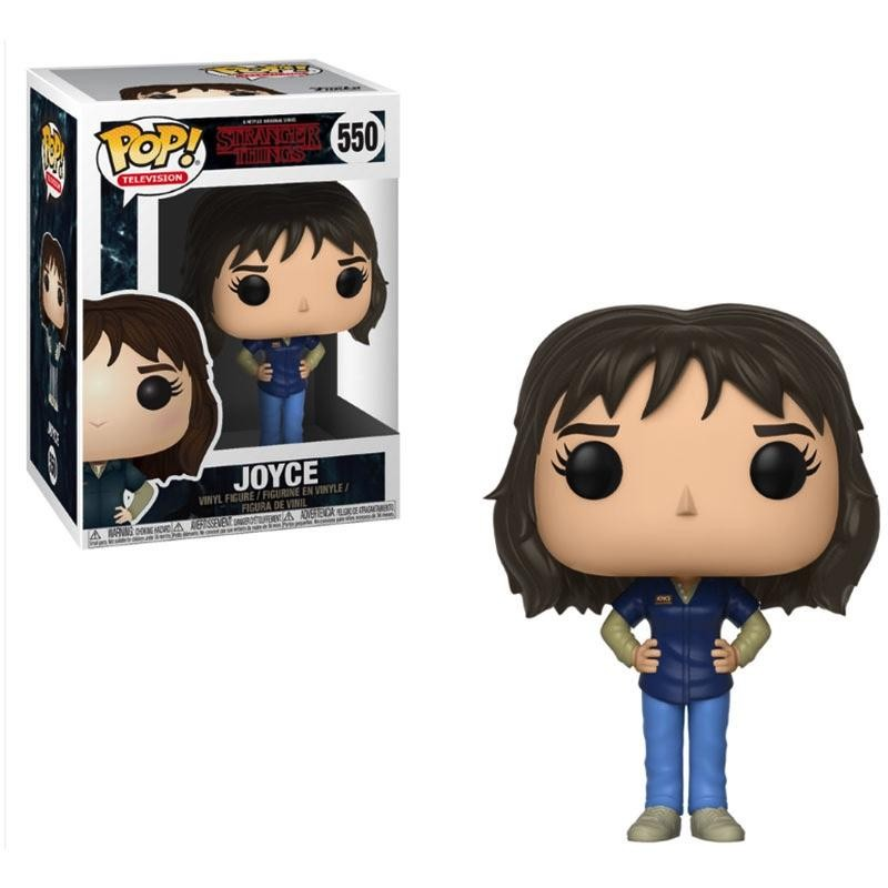 POP STRANGER THINGS 550 JOYCE - Figurines POP au prix de 14,95 €
