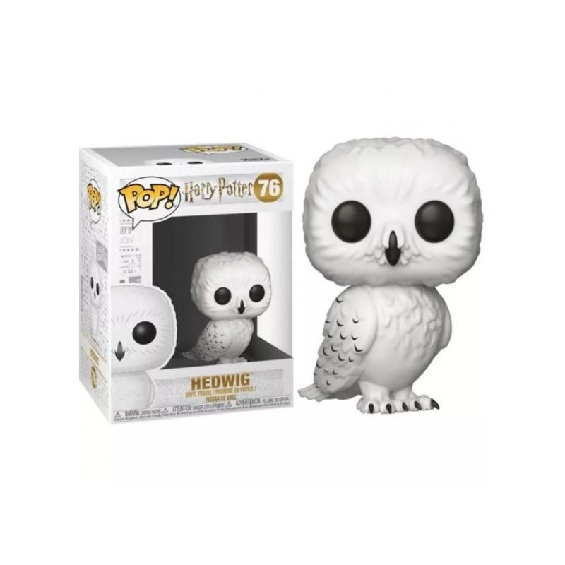 POP HARRY POTTER 76 HEDWIGE - Figurines POP au prix de 14,95€