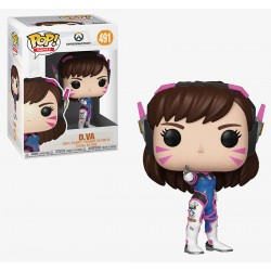 POP OVERWATCH 491 D.VA - Figurines POP au prix de 14,95 €