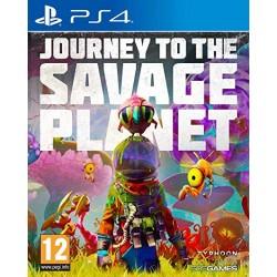 PS4 JOURNEY TO THE SAVAGE PLANET - Jeux PS4 au prix de 29,95€