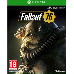 XONE FALLOUT 76 OCC - Jeux Xbox One au prix de 9,95€