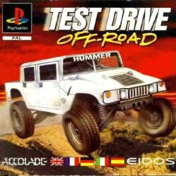 PSX TEST DRIVE OFF ROAD - Jeux PS1 au prix de 4,95€