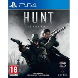 PS4 HUNT SHOWDOWN - Jeux PS4 au prix de 39,95€