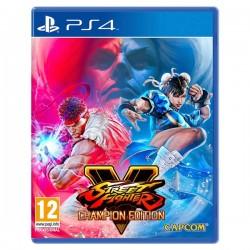 PS4 STREET FIGHTER V CHAMPION EDITION - Jeux PS4 au prix de 29,95€