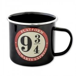 MUG HARRY POTTER EMAIL PLATFORM 9 34 450ML - Mugs au prix de 9,95€