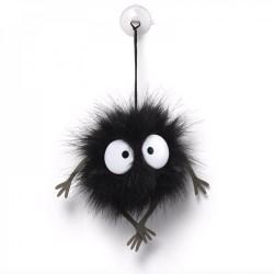 PELUCHE GHIBLI CHIHIRO NOIRAUDE VENTOUSE 7CM - Autres Goodies au prix de 9,95€