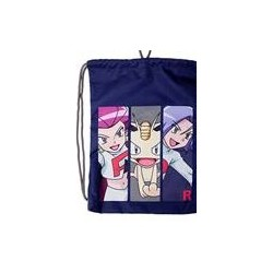 SAC POKEMON TEAM ROCKET GYM - Sacs à Dos au prix de 9,95 €